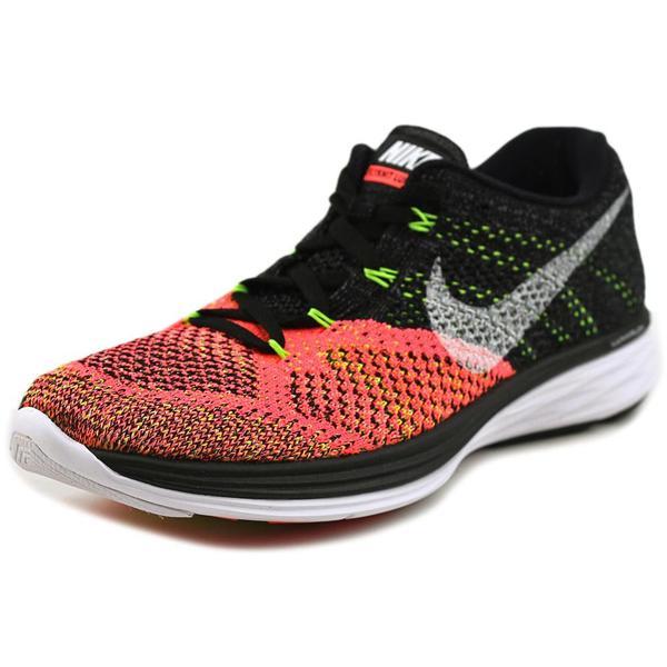 Nike Women's 'Flyknit Lunar 3' Synthetic Athletic
