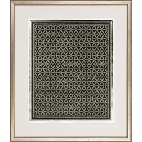 Optical Illusion Framed Art Print
