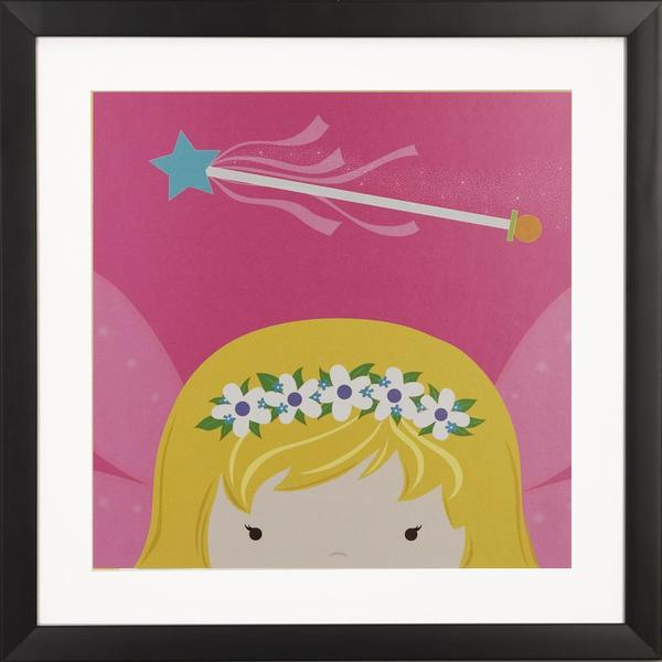 Peek-a-Boo Kids Framed Art Print