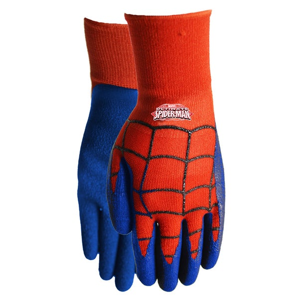 Midwest Glove SP100K-K-JD-12 Kids Marvel's Spider-Man Gloves