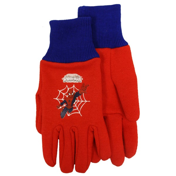 Midwest Glove SP102K-K-JD2 Kids Marvel's Spider-Man Jersey Gloves 20397773