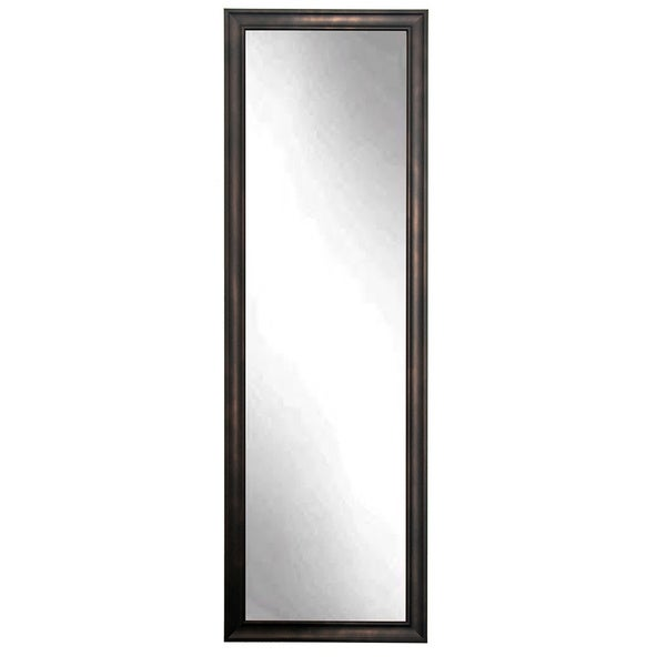 Bronze Clouded Floor Mirror