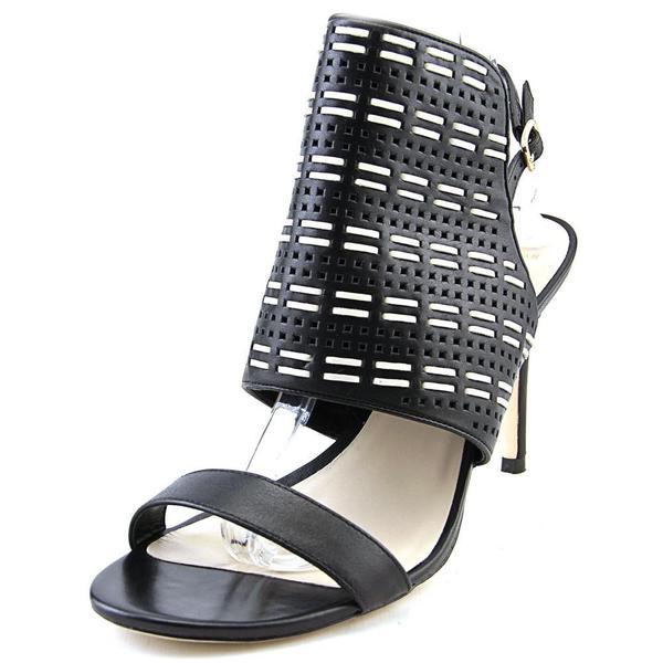 Cole Haan Women's Arista Sandal Black Leather Sandals