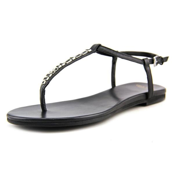 Cole Haan Women's Effie Jewel Black Synthetic Sandals