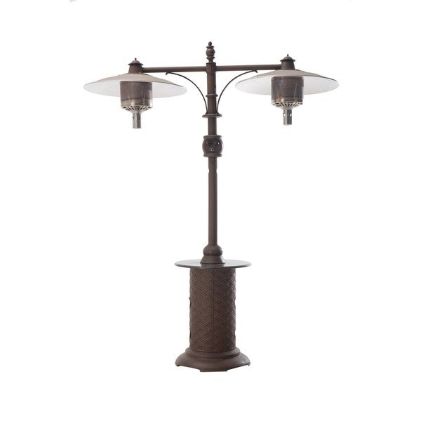 Sunjoy Forge Antique Bronze Aluminum/Steel Patio Heater