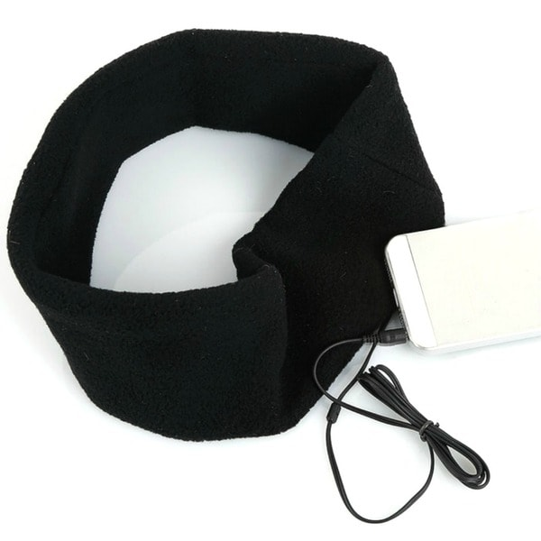 ETCBUYS Stretchable Soft Headband Sleep Headphones