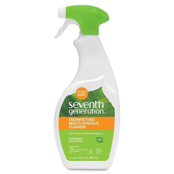Seventh Gen. Disinfecting Multi-surface Cleaner