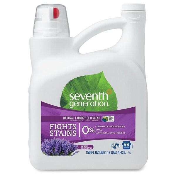 Seventh Gen. Natural Laundry Detergent