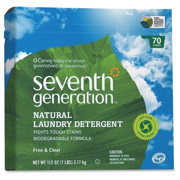 Seventh Gen. 70-load Natural Laundry Detergent