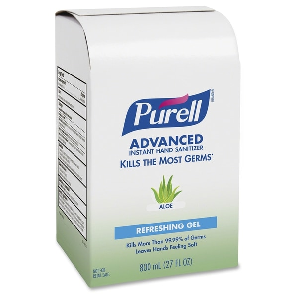 GOJO Purell Bag-in-Box Instant Hand Sanitizer