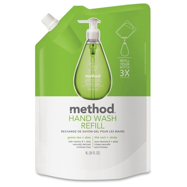 Method Products Green Tea/Aloe Hand Wash Refill