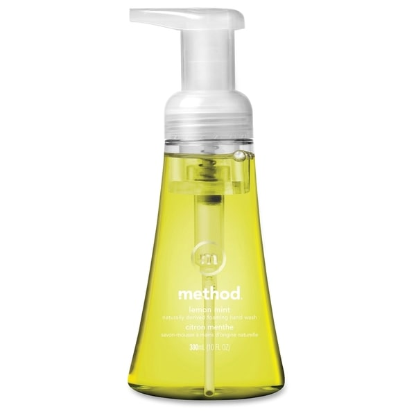 Method Products Lemon Mint Foaming Hand Wash