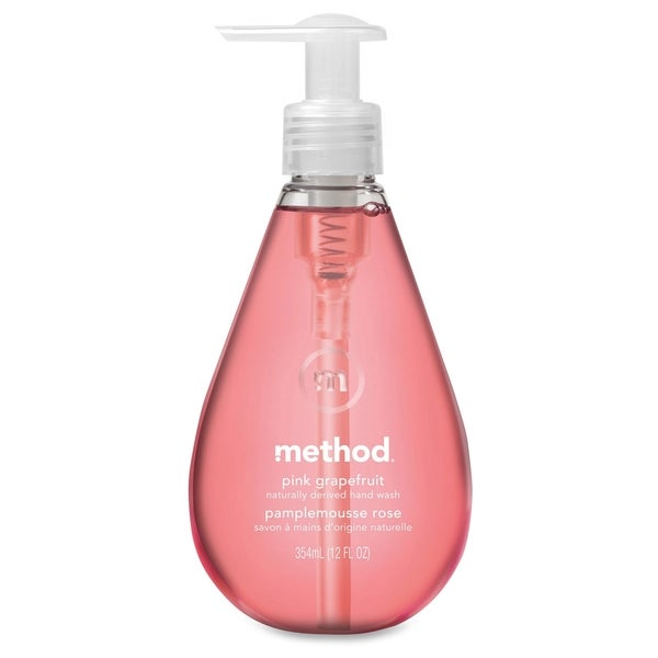 Method Products Pink Grapefruit Gel Hand Wash