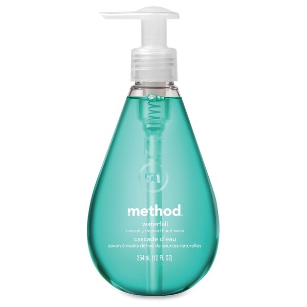 Method Products Waterfall Natural Gel Hand Wash