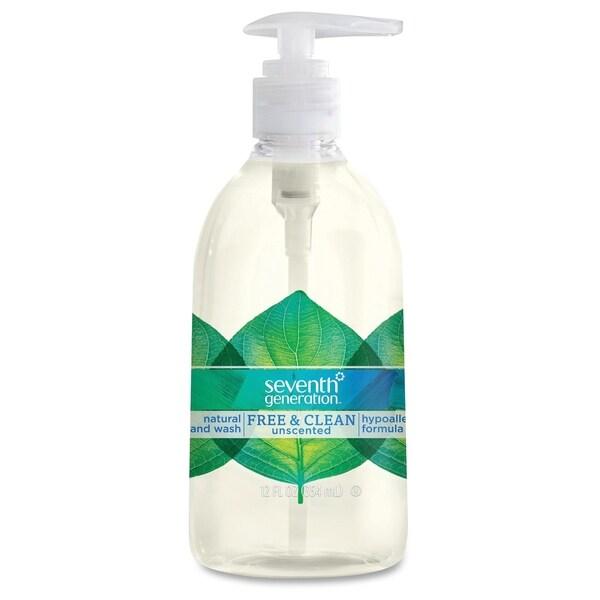 Seventh Gen. Free/Clean Unscented Natural Handwash