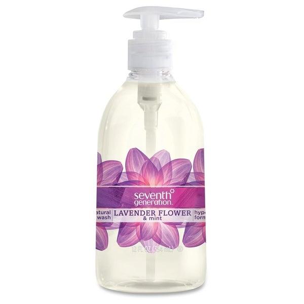 Seventh Gen. Lavender/Mint Natural Hand Wash