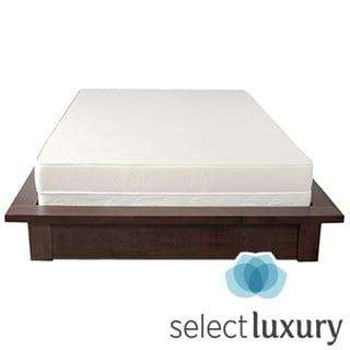 Select Luxury Home RV 6-inch Firm Reversible Twin-size Foam Mattress