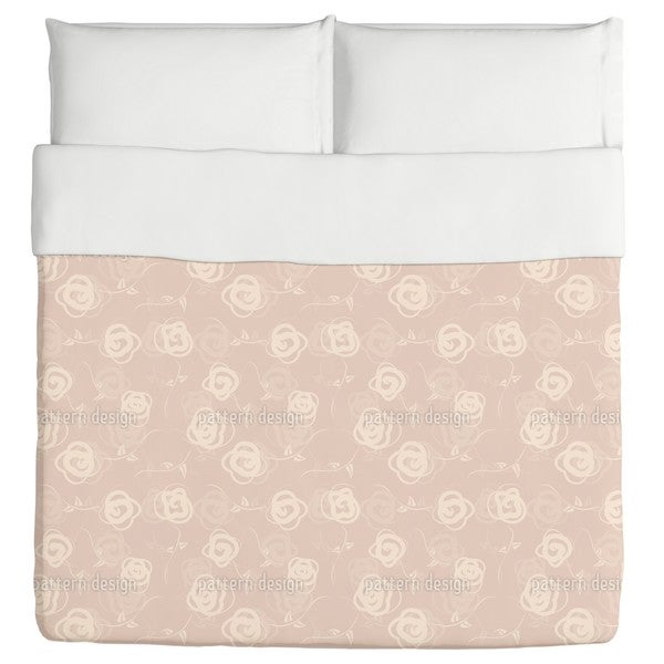 Rosebuds Flower Swing Duvet