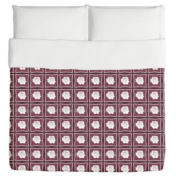 Love in a Frame Duvet