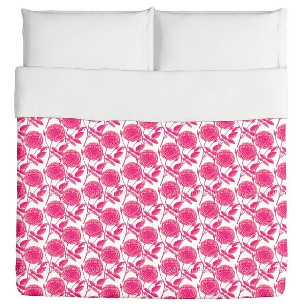 Roses in Full Bloom Duvet