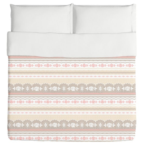 Little Rosy Soft Duvet