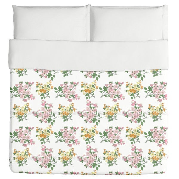 Mille Fleurs From France Duvet