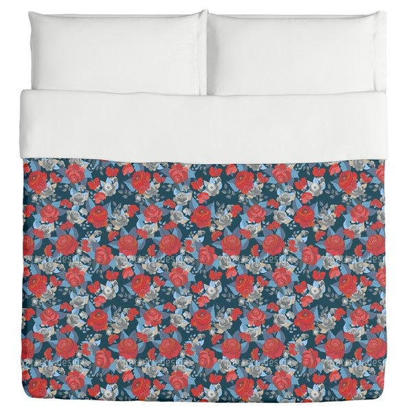 The Rose Collection Duvet