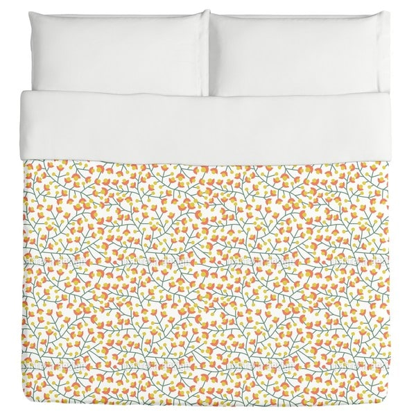 Nordic Summer Bloom Duvet
