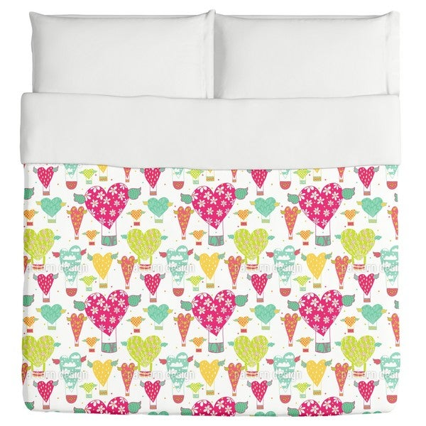 Take the Heart Balloon Duvet