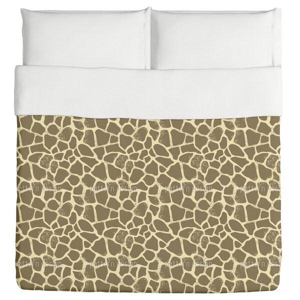 Giraffe Duvet