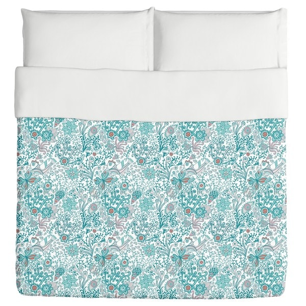 Above And Below Water Duvet