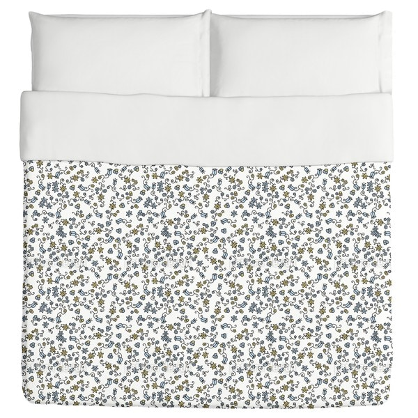 Sea of Blossoms Everywhere Duvet 20420257