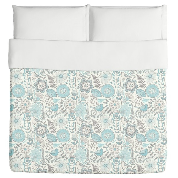 Winter Paradise Duvet