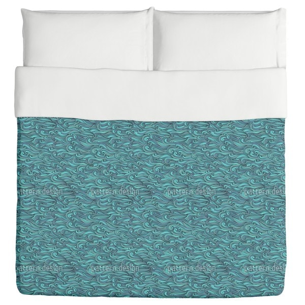 The Mermaids Gentle Swell Duvet