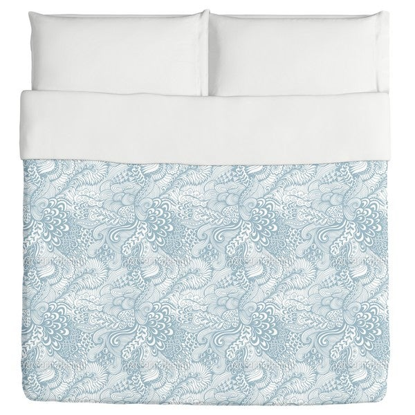 The Garden of Poseidon Duvet