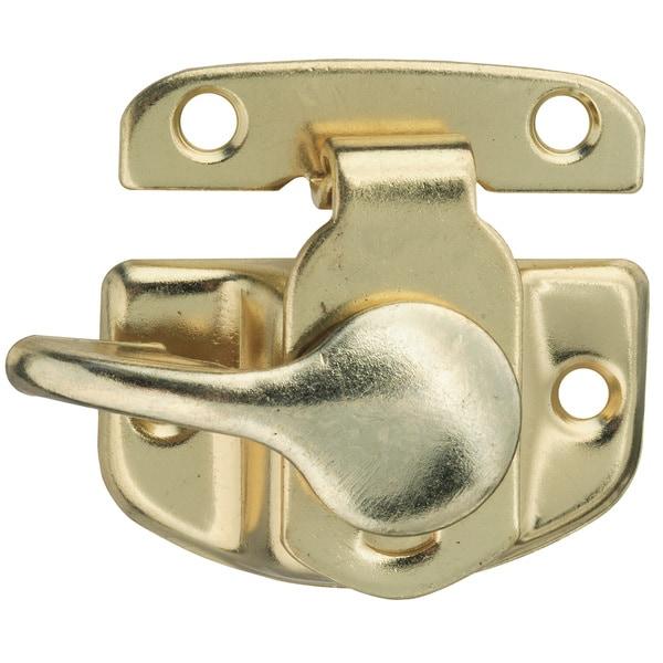 Stanley Hardware 755881 Antique Brass Window Sash Lock