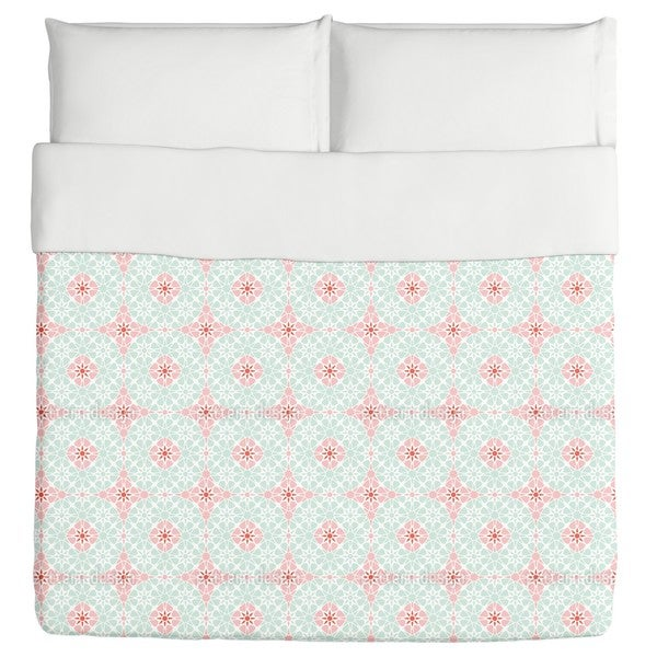 Winter Bloom Duvet