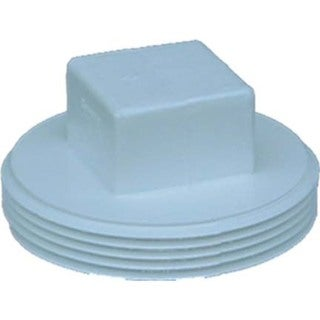 "Genova Products 41840 4"" Styrene Clean-Out Plug"