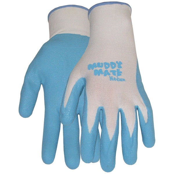 Boss Gloves 9402AM Ocean Aqua Muddy Mate Premium Gloves