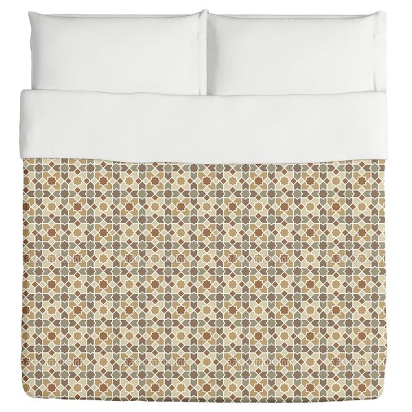 Morocco Brown Duvet