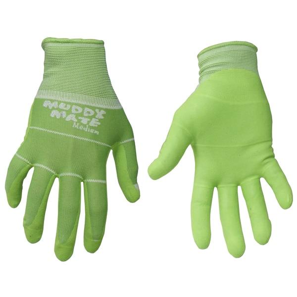 Boss Gloves 9404GS Small Green Womens Muddy Mate Gloves