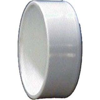"""Genova Products 70154 4"""" Sch. 40 PVC-DWV Caps"""
