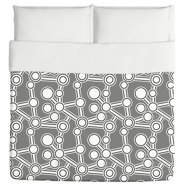 Ab Original Grey Duvet
