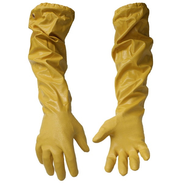 Atlas Glove 8772L Cotton Lined Atlas Nitrile Coated Work Gloves