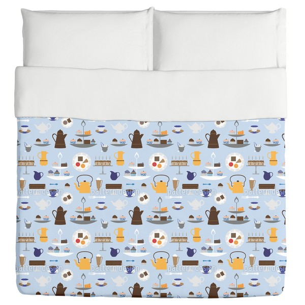 Coffee with Cream Duvet