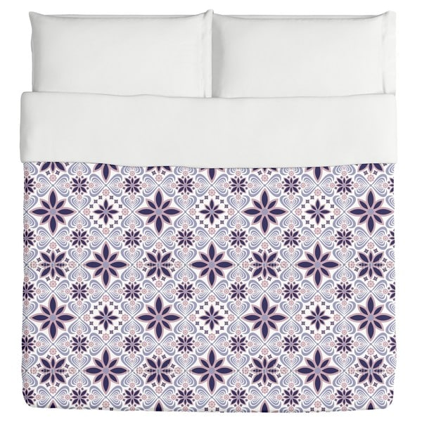 Circus of Flowers Duvet