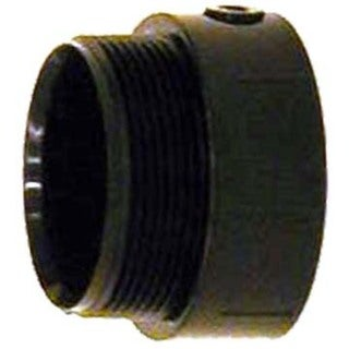 """Genova Products 80430 3"""" ABS-DWV Male Adapters"""