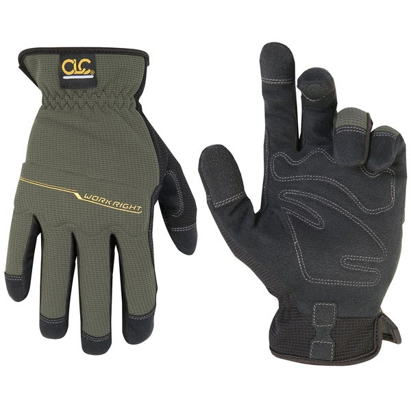 CLC Work Gear 123L WorkRight OC Flexgrip Gloves