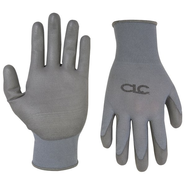 CLC Work Gear 2026L Large Light Duty Polyurethane Dip Gloves
