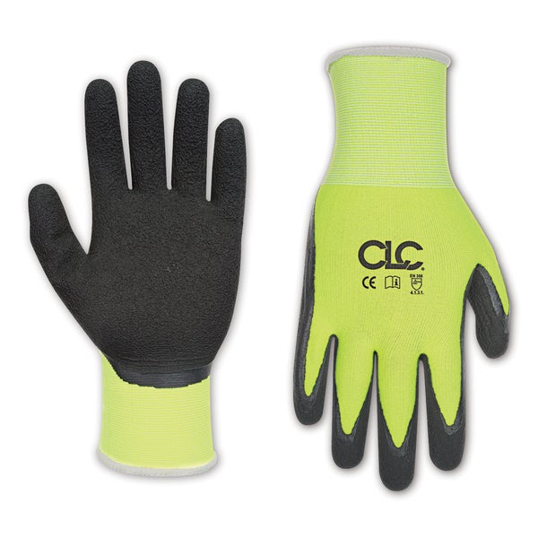 CLC Work Gear 2138L T-Touch High Visibility Safety Glove